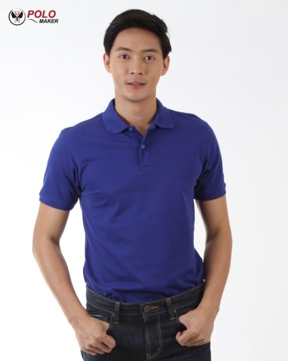 เสื้อโปโล CoolPlus ผู้ชาย CP03 pmkpolomaker