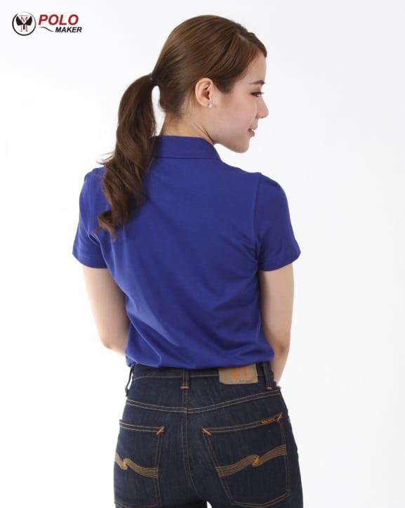 เสื้อโปโล Coolplus ผู้หญิง CP pmkpolomaker03