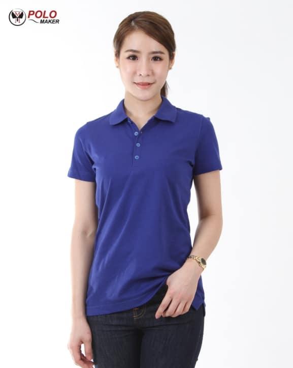 เสื้อโปโล Coolplus ผู้หญิง CP pmkpolomaker02