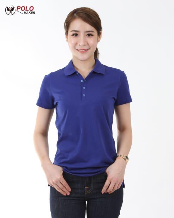 เสื้อโปโล Coolplus ผู้หญิง CP pmkpolomaker