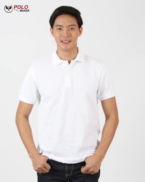 เสื้อโปโล CQ01 ผู้ชาย pmkpolomaker