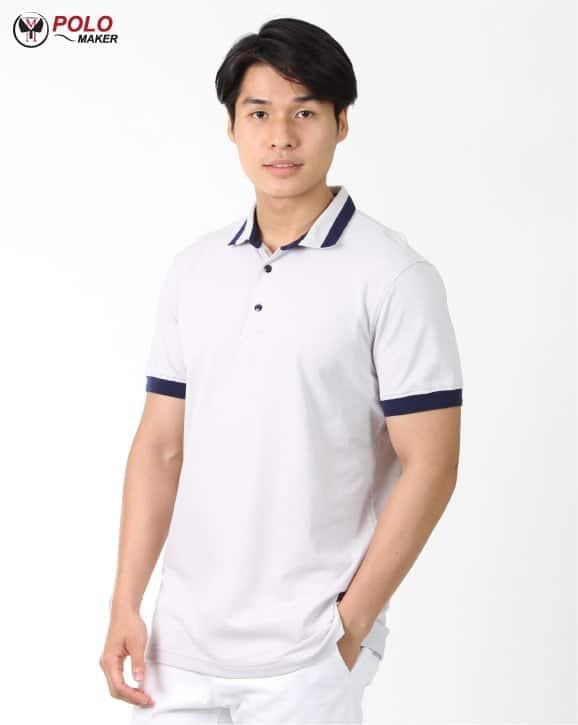 เสื้อ CoolPlus Cozy ผู้ชาย02 CZ001 PMKpolomaker
