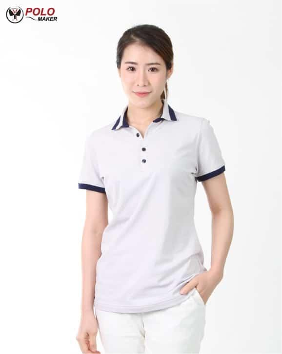 เสื้อโปโล CoolPlus Cozy ผู้หญิง pmkpolomaker