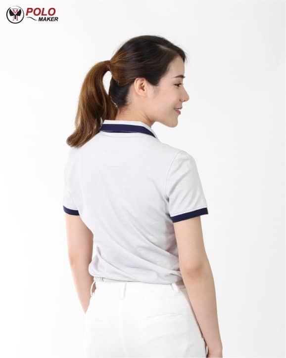 เสื้อโปโล CoolPlus Cozy ผู้หญิง04 pmkpolomaker