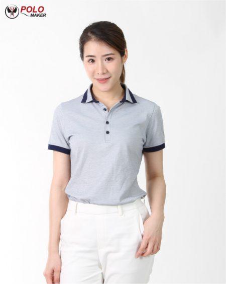 เสื้อโปโลผู้หญิง Cozy 002 pmkpolomaker05