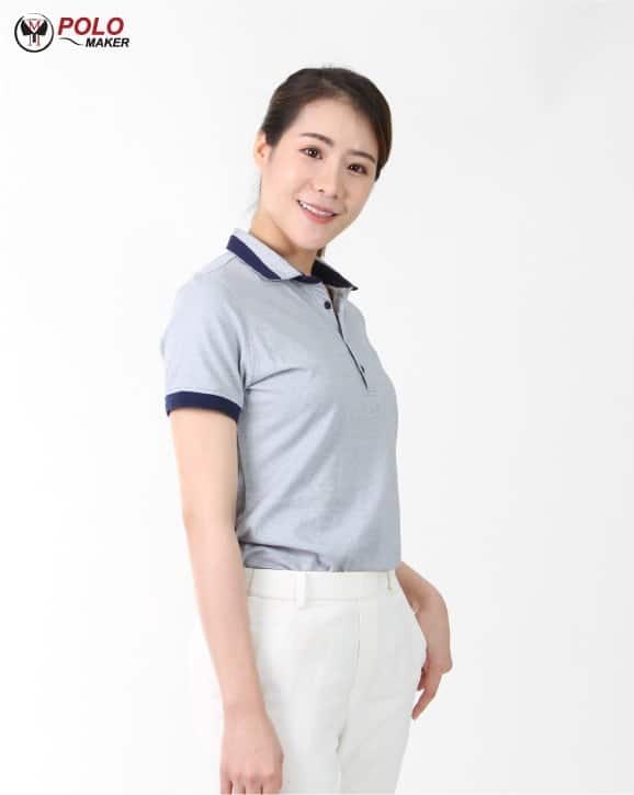 เสื้อโปโลผู้หญิง Cozy 002 pmkpolomaker02
