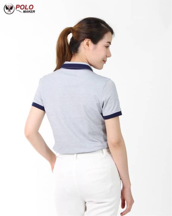 เสื้อโปโลผู้หญิง Cozy 002 pmkpolomaker04