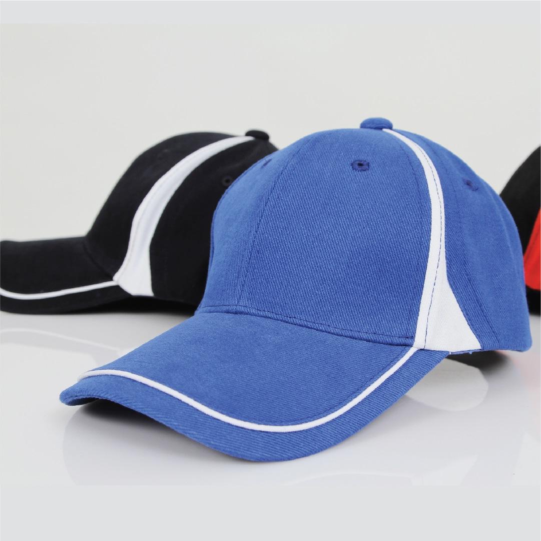 หมวกผ้าพีช พรีเมี่ยม pmkpolomaker