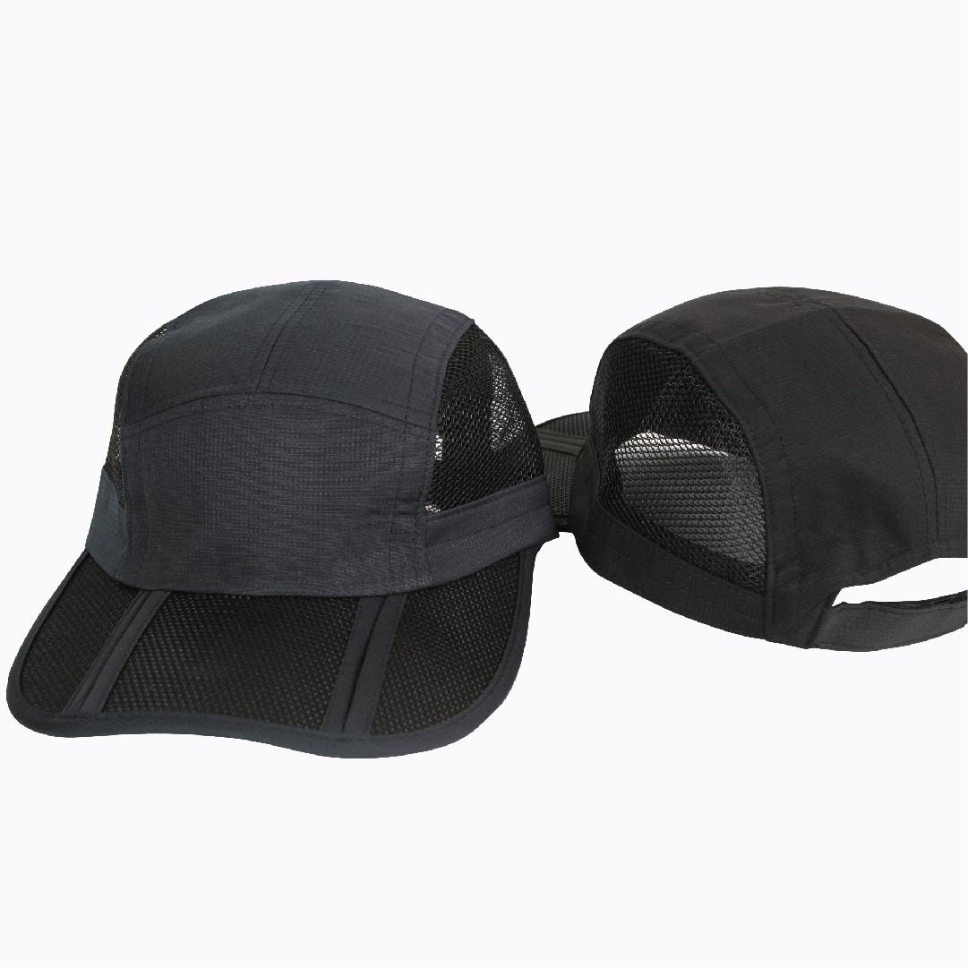 หมวกแก๊ป sport พับได้ pmkpolomaker