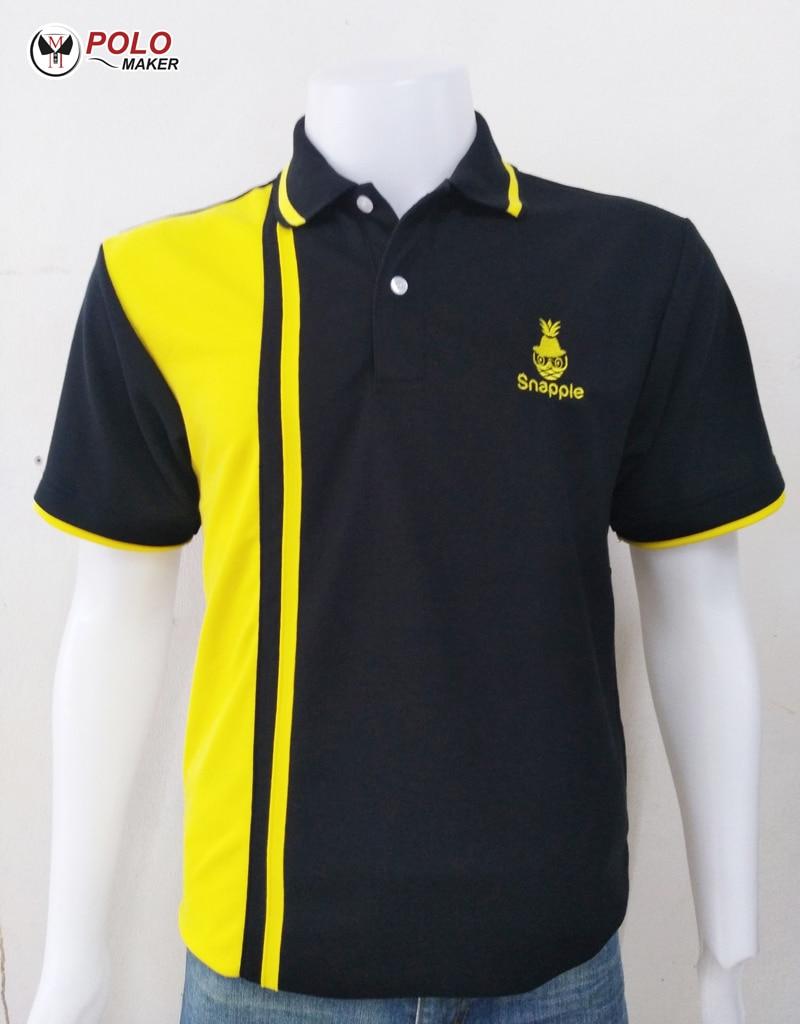 ตัวอย่างเสื้อโปโล PMK Polomaker แบบที่ 7