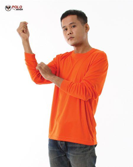 เสื้อคนงานแขนยาว-lpi-สีส้ม02-pmkpolomaker