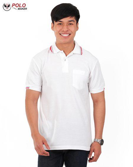 เสื้อโปโล Kaneko090 ผู้ชาย02 pmkpolomaker