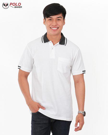 เสื้อโปโล ผู้ชาย pc096 pmkpolomaker